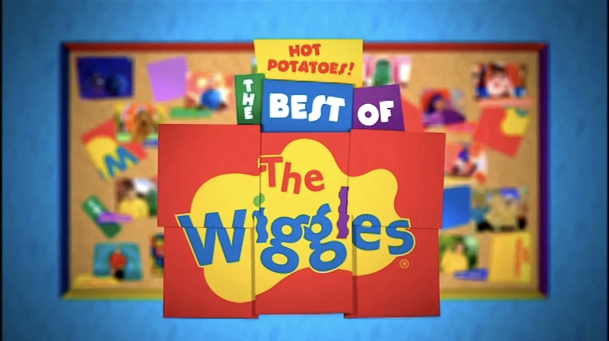 Hot Potatoes! The Best of The Wiggles (2010 video)/Transcript