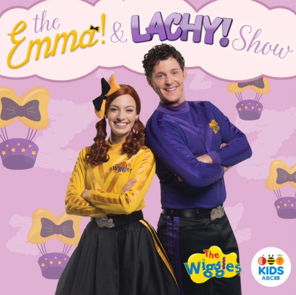 The Emma! & Lachy! Show (album)