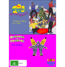 Wiggledance and Show Business DVD Cover.png