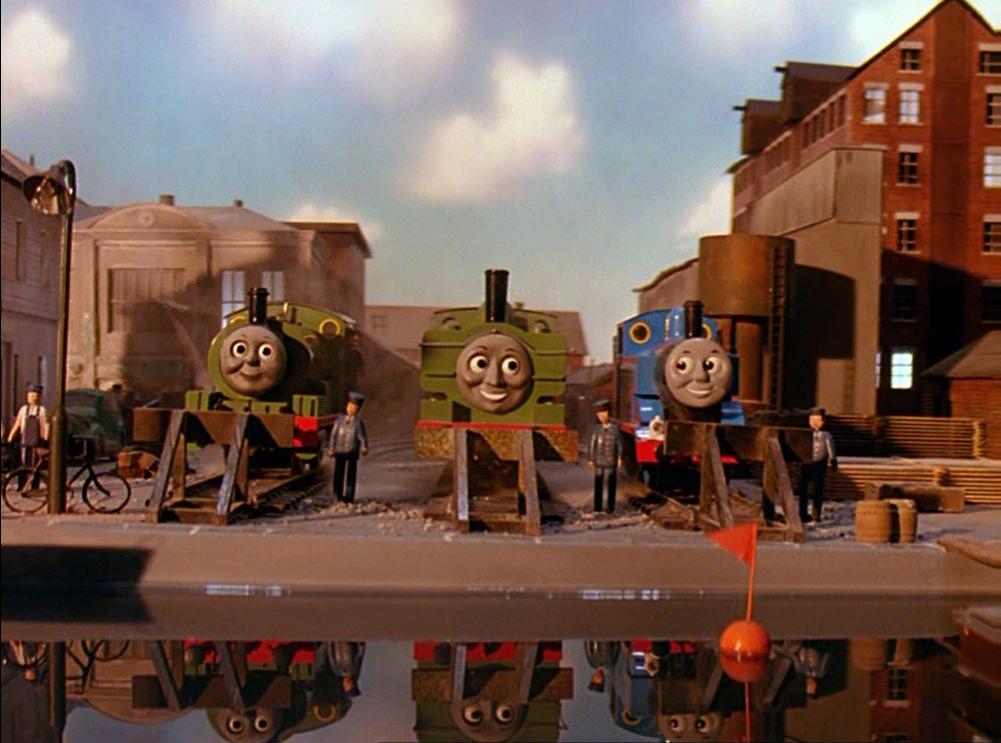 All at Sea (Thomas & Friends episode)