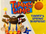 Timmy the Train (DVD)