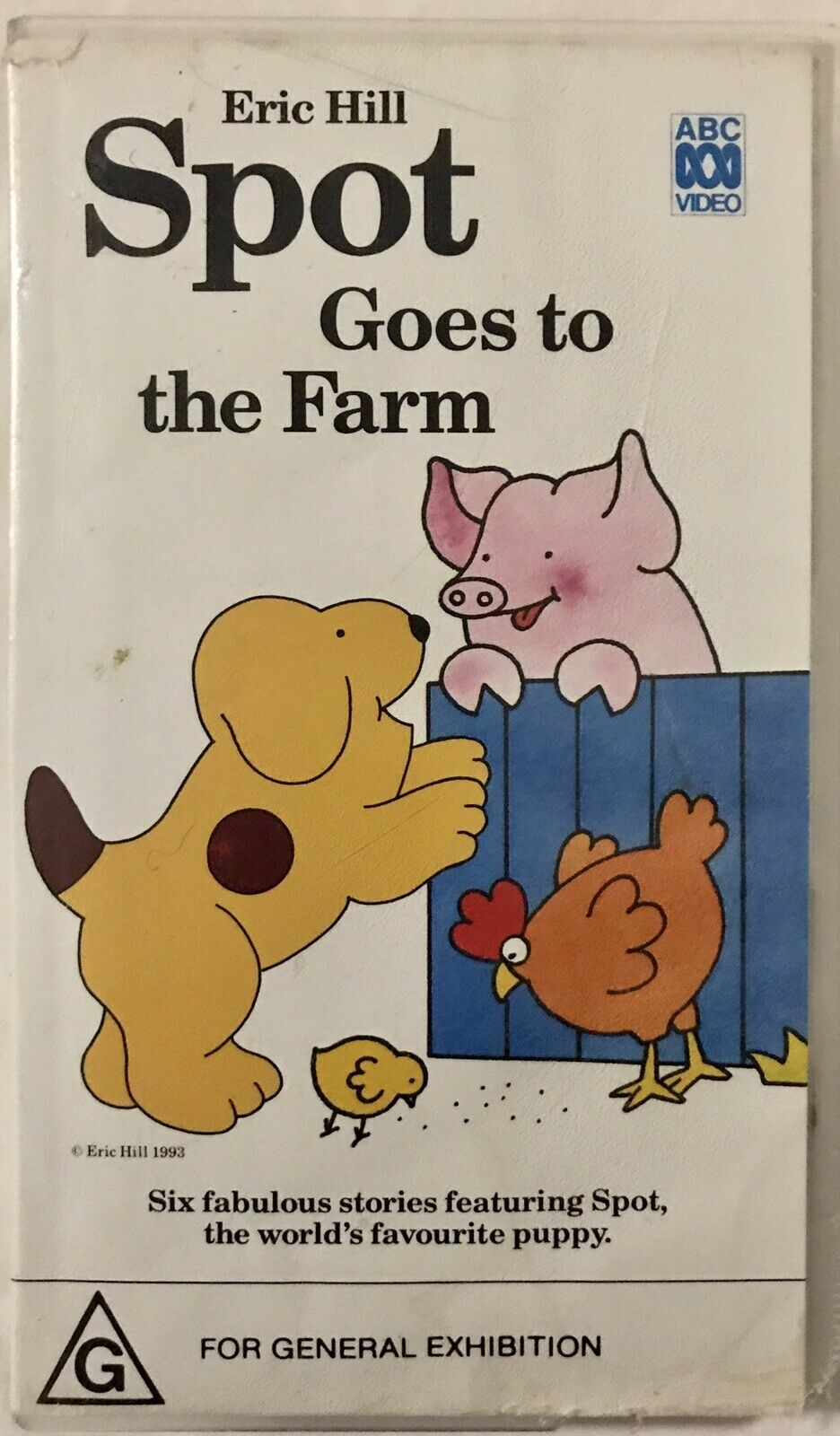 Spot Goes To The Farm Video Abc For Kids Wiki Fandom