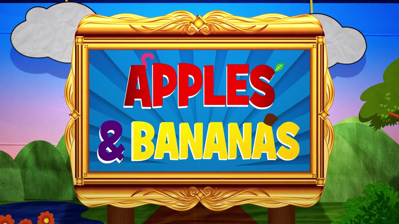 Apples & Bananas (video)/Gallery
