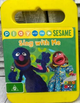Sing With Me (Sesame Street DVD)