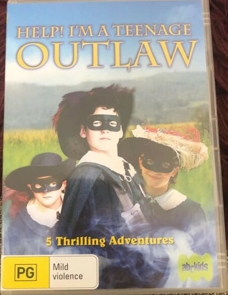 Help! I'm a Teenage Outlaw