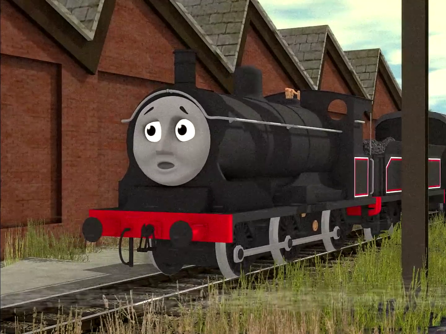 The Missing Coach (Trainz Remake)