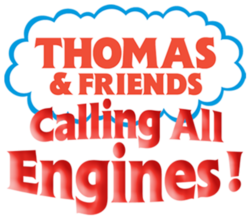 Click here to view the image gallery for Calling All Engines.