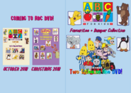 ABC for Kids - Favourites + Bumper Collection DVD Booklet