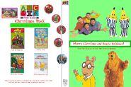 ABC for Kids Christmas Pack DVD Cover - Inside