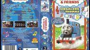 Thomas & Friends - Sing Along with Thomas (2000, UK VHS)