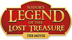Click here to view the image gallery for Sodor's Legend of the Lost Treasure.