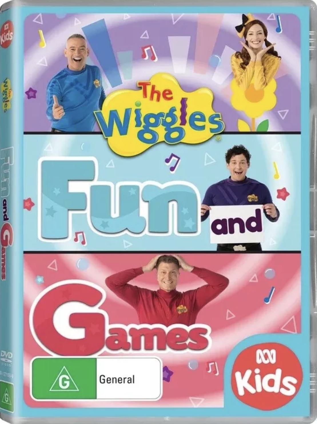 Fun and Games (The Wiggles video)