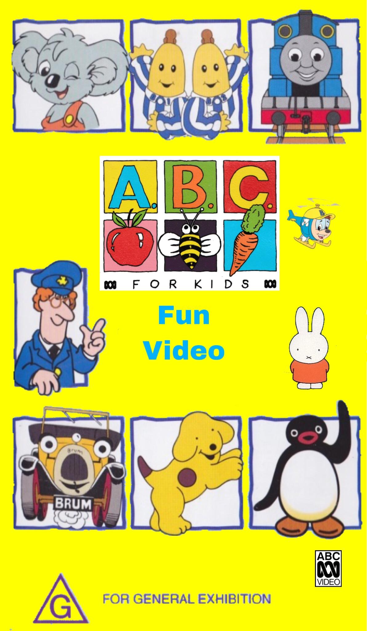 ABC For Kids Fun Video 1994 VHS.jpeg