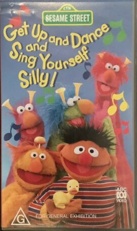 Get Up and Dance and Sing Yourself Silly