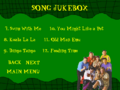 The Wiggles and The Hooley Dooleys - Wiggly Safari and Ready Set Go DVD Menu - Wiggly Safari Song Jukebox Page 2