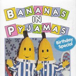 Bananas In Pyjamas Videography
