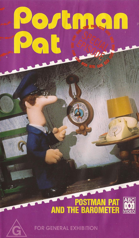 Postman Pat and the Barometer