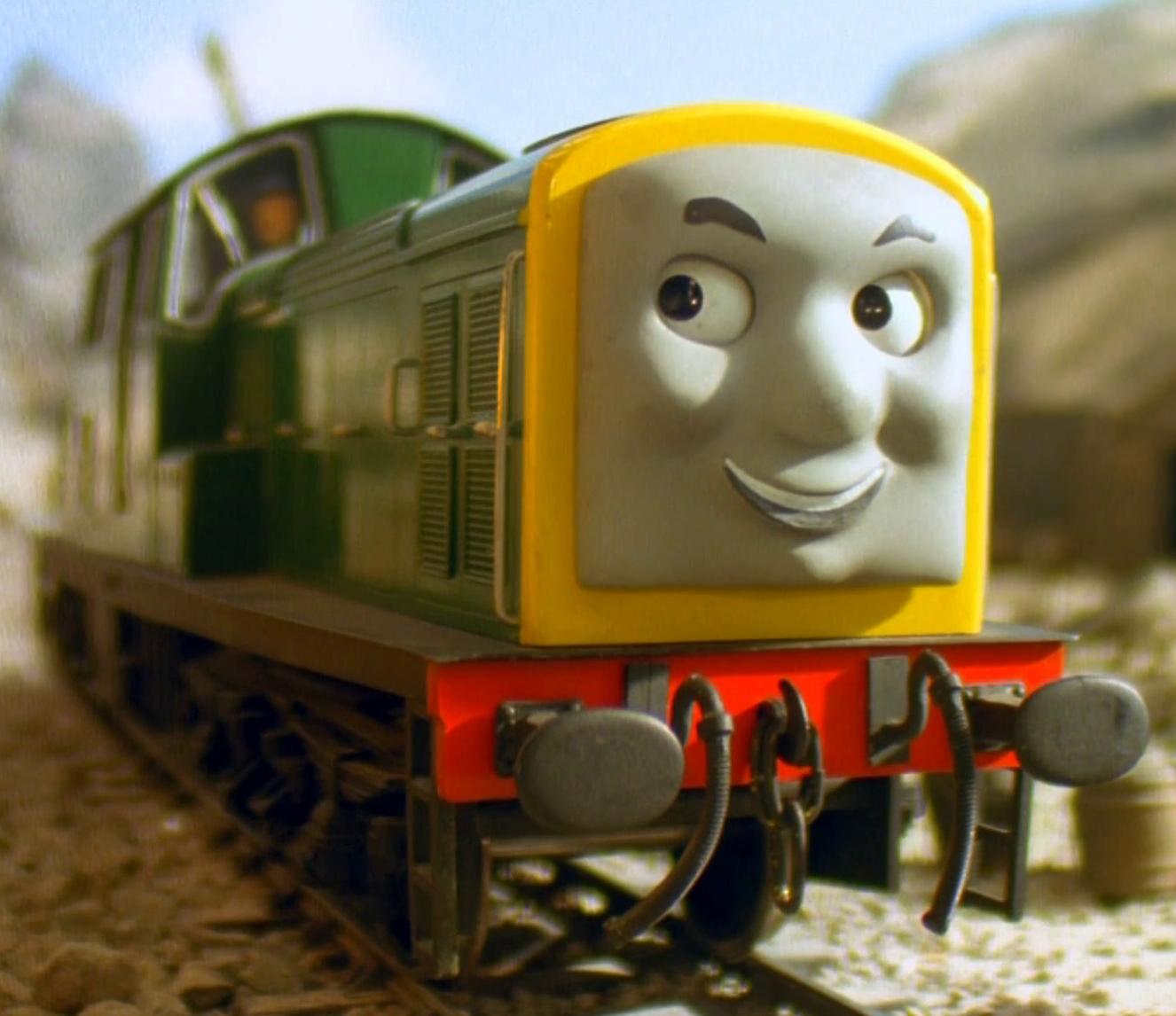 Derek the Diesel