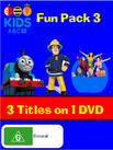 ABC For Kids Fun Pack 3