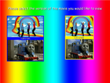 ABC For Kids Fanon ABC for Kids Movie Time: Racing to the Rainbow + Thomas and the Magic Railroad
