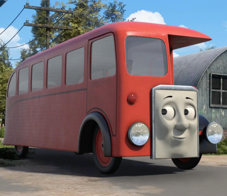 Bertie the Bus