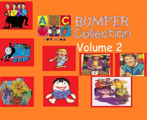 ABC For Kids Fanon: ABC For Kids Bumper Collection Volume 2 (album)