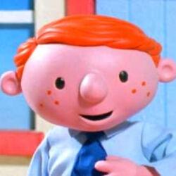 Mr. Fothergill