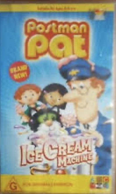 Ice Cream Machine (video)