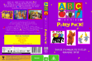 ABC for Kids Party Pack 2018 re-release Full DVD Cover