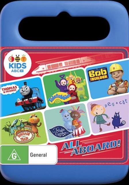 ABC Kids - All Aboard