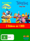 Dance with the Teletubbies and Song Time DVD Cover