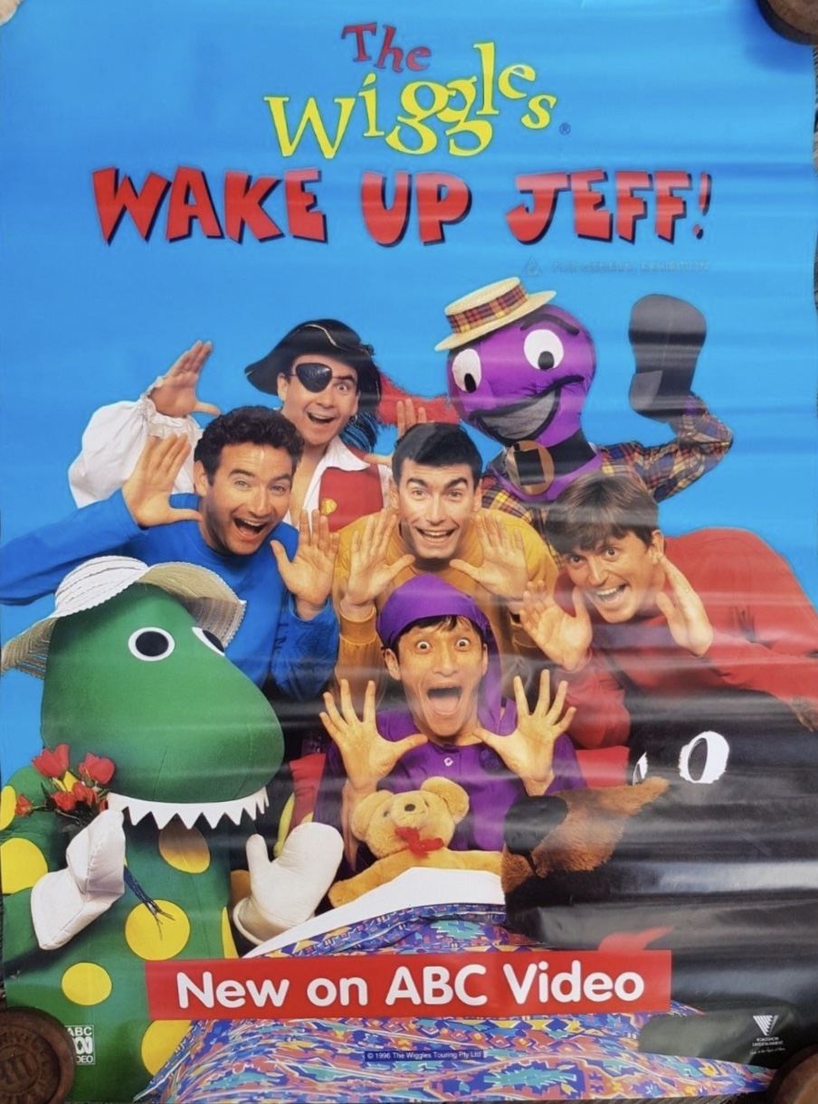 Wake Up Jeff! (video)/Gallery
