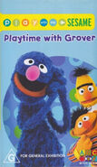 Playtime with grover australian vhs