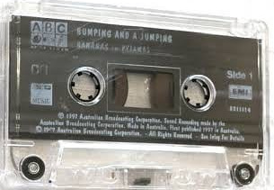 Bumping and a-Jumping (Cassette)