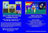 ABC for Kids Party Pack DVD Booklet - Inside