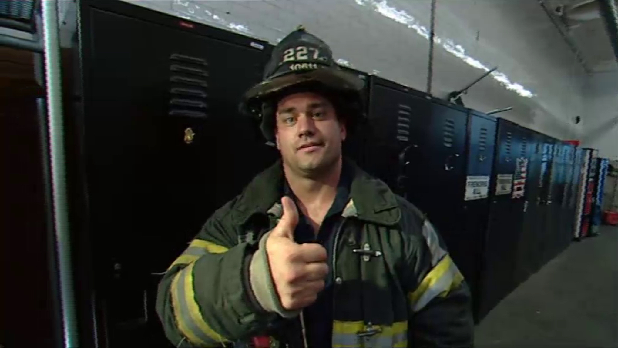 New York Firefighter