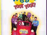 ABC For Kids Fanon:The Wiggles - Toot Toot! (First release) (1999 DVD) (Custom)