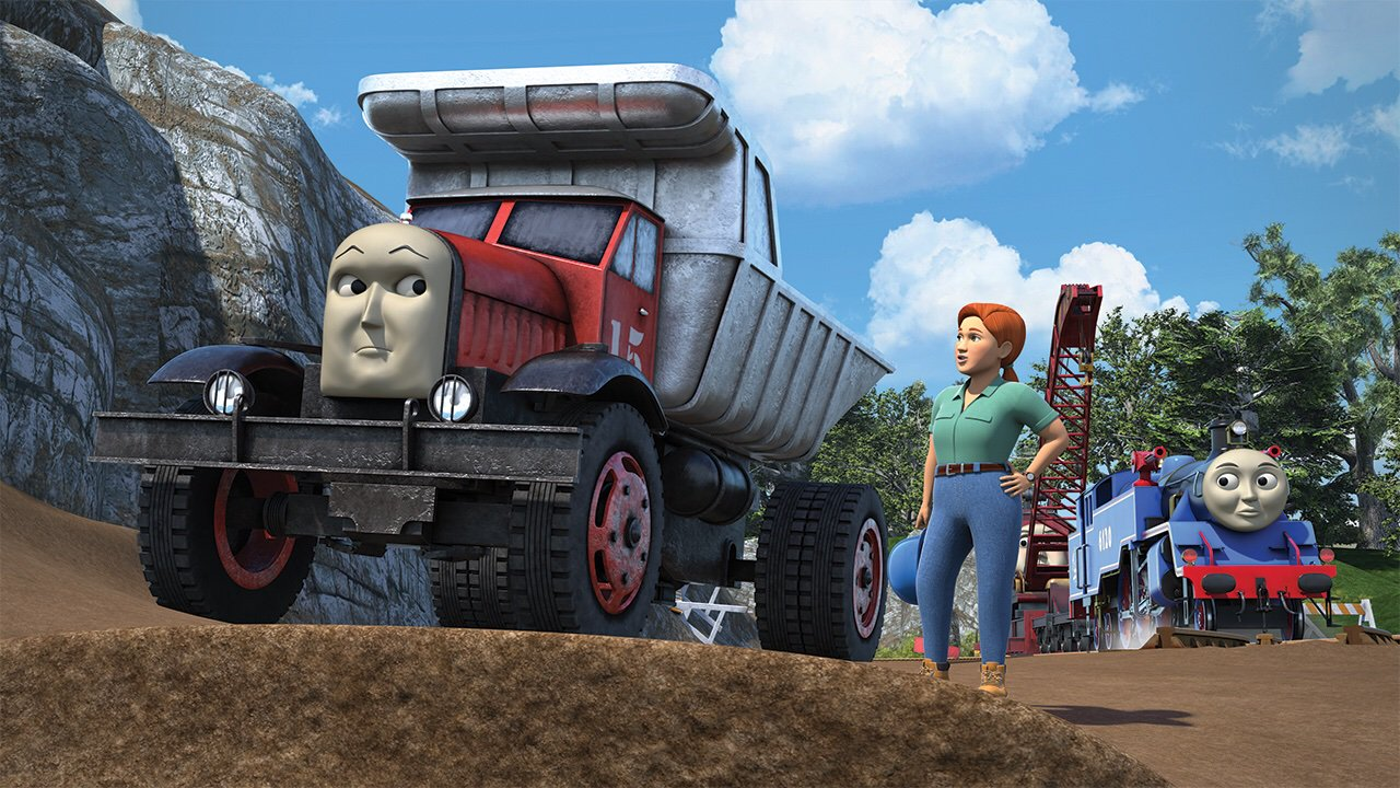 Deep Trouble (Thomas & Friends episode)