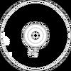 Dvd disc template