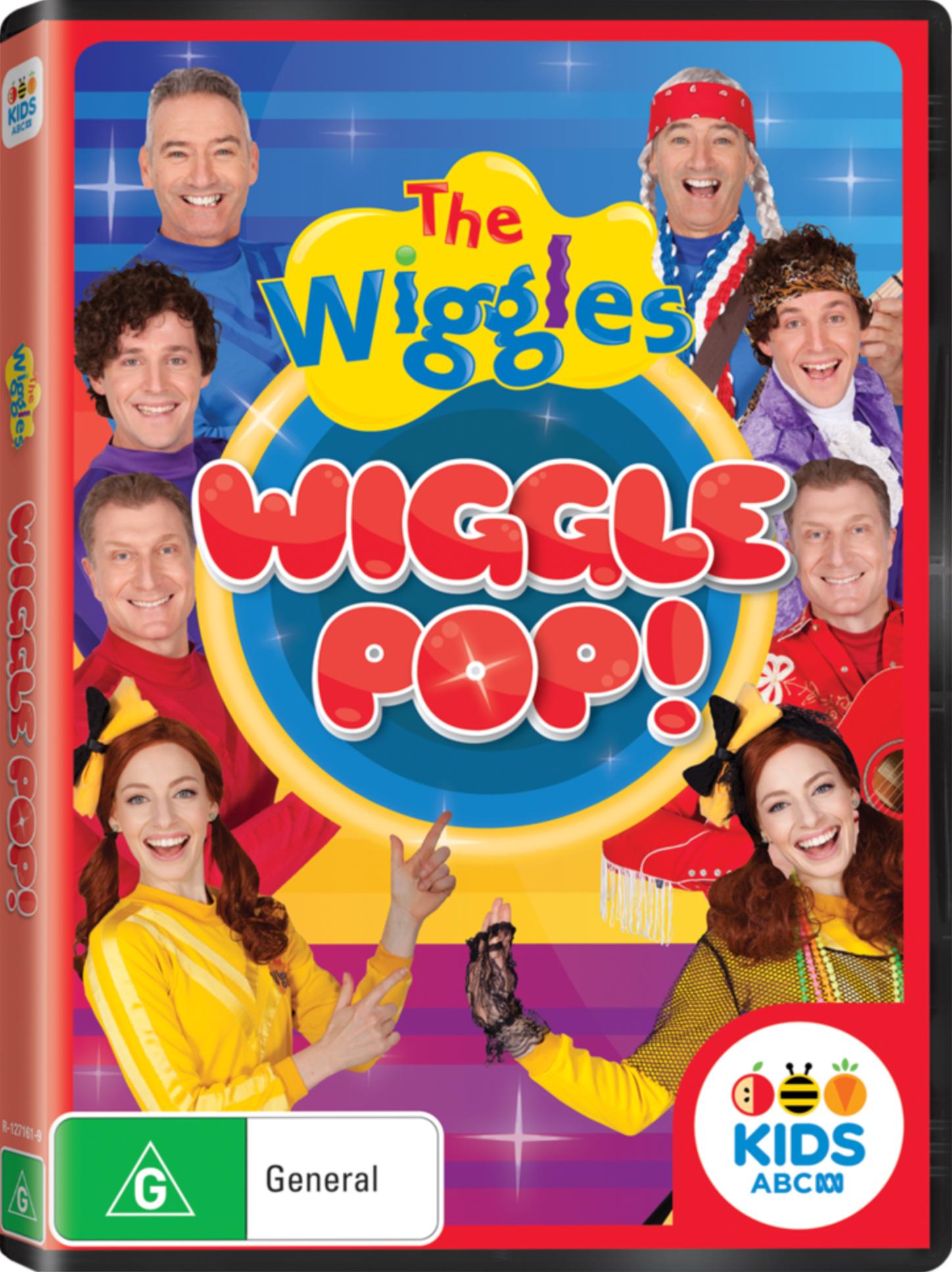 Wiggle Pop! (video)