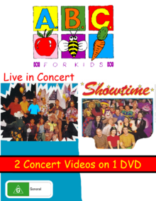 ABC For Kids Live in Concert and Showtime DVD Cover.png