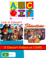 ABC For Kids Live in Concert and Showtime DVD Cover