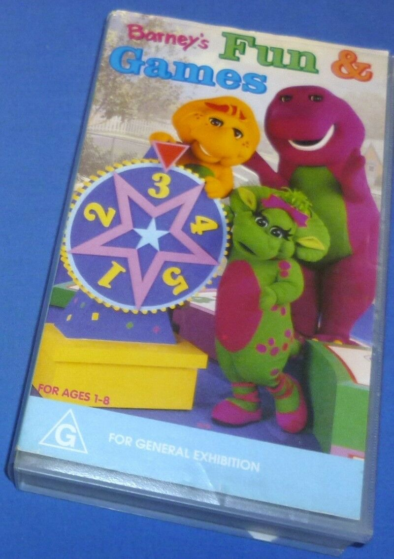 Barney Videography