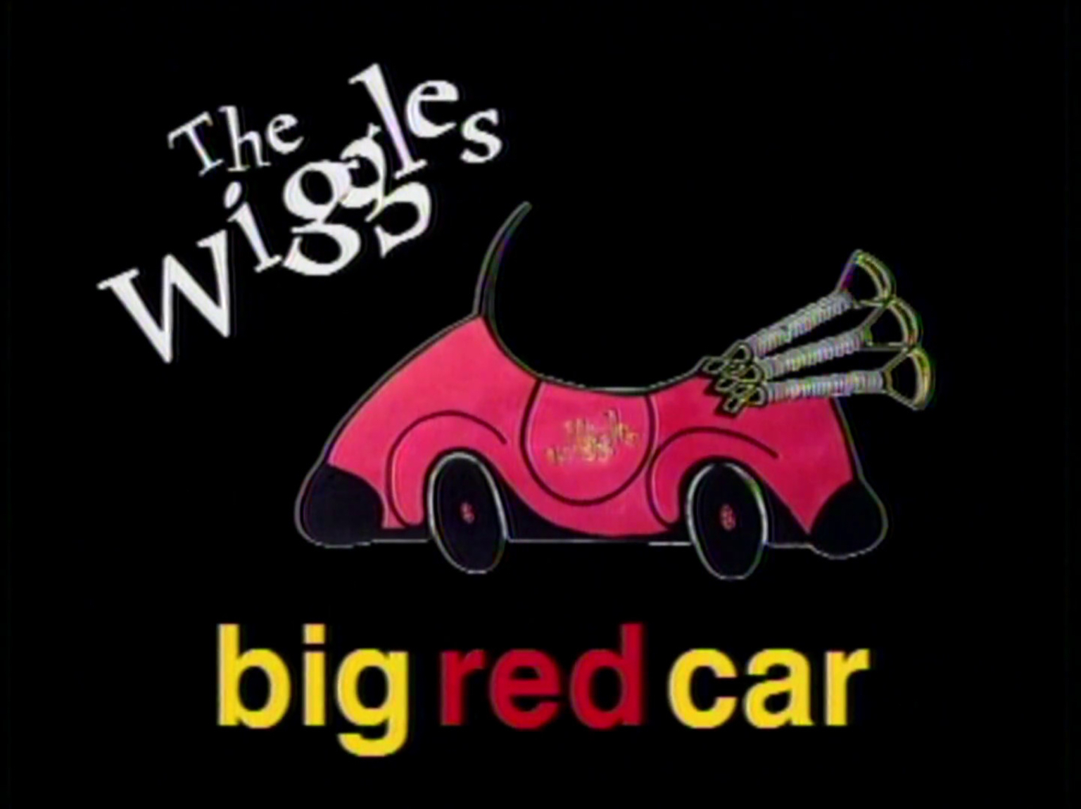 Big Red Car (video)/Gallery