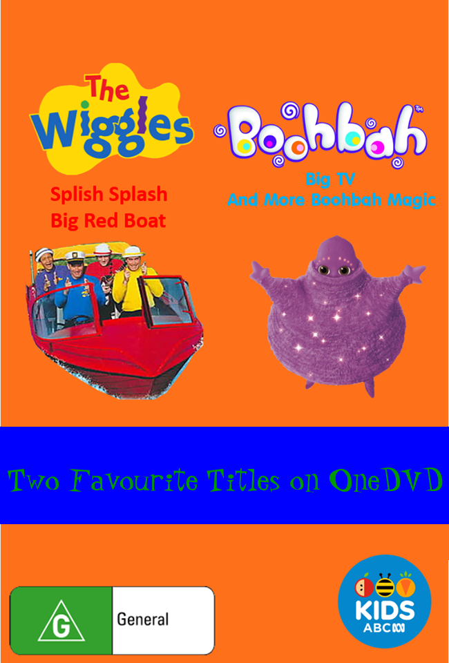 The Wiggles and Boohbah - Splish Splash Big Red Boat and Big TV