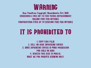 Favourites+BumperCollection-WarningScreen