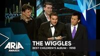 The_Wiggles_win_Best_Children's_Record_1998_ARIA_Awards