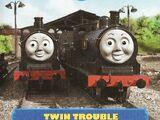 Twin Trouble (AUS DVD)