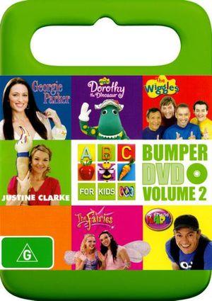ABC for Kids Bumper DVD Volume 2