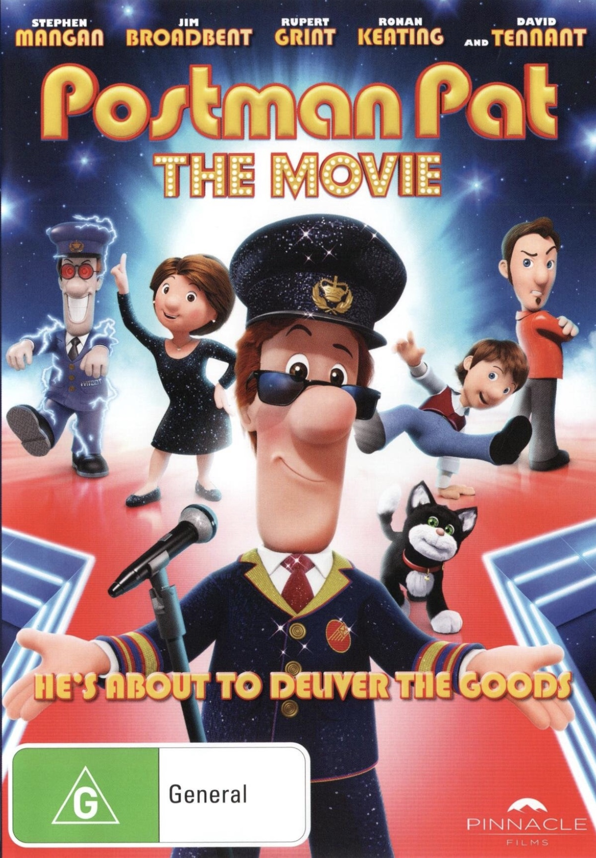 Postman Pat the Movie/Gallery